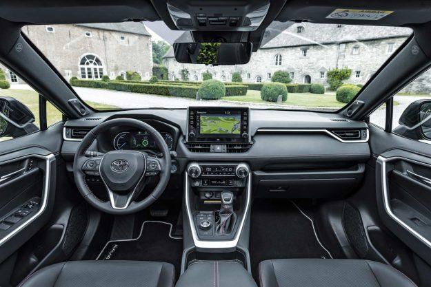 Toyota RAV4 PHEV [2020]