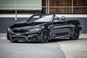 Cardiologie Black On Black BMW M4 Cabrio s 520 KS [Galerija]