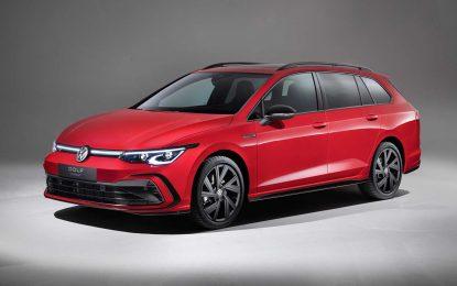 Počinje pretprodaja novog VW Golfa Varianta