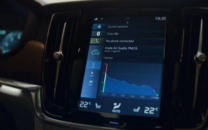 Volvo Cars počinje primjenjivati premijum tehnologiju Advanced Air Cleaner za poboljšanje kvaliteta zraka u svojim automobilima