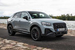 Stiglo osvježenje za Audi Q2, najmanji Audijev Q – [Galerija]