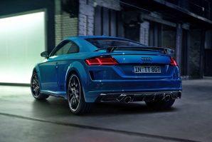 S modelom Audi TT S line competition plus, Audi predstavlja novi još atraktivniji nivo opreme