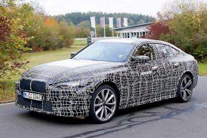 BMW i4 M je električni izazov