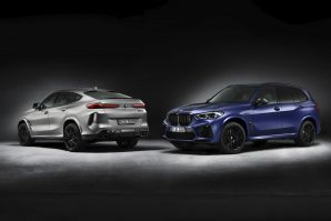 BMW X5 M Competition i BMW X6 M Competition First Edition [Galerija]