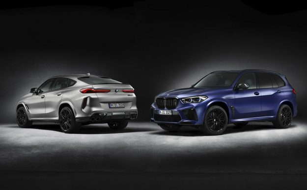 BMW X5 M Competition i BMW X6 M Competition First Edition [2020]