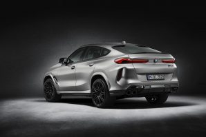 BMW X6 M Competition First Edition [2020]