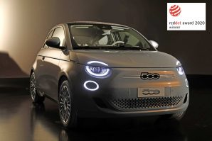 "Fiat 500e osvojio ""Red Dot Award 2020"""