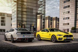 Ford Mustang Mach 1 dostupan i za evropske kupce [Galerija i Video]