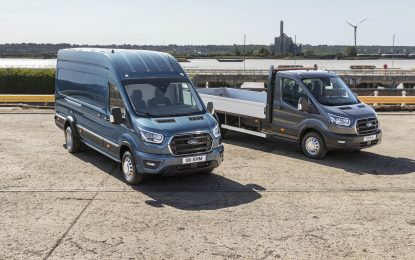 Ford Transit i kao petotonac [Galerija i Video]
