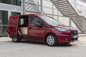 Povećana produktivnost uz Ford Transit Connect Limited [Galerija]