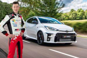 Elfyn Evans s Toyotom GR Yaris nastupiće i na Goodwood Speedweeku