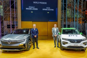 """Na forumu o elektromobilnosti """"Renault eWays"""" predstavljeni električni Renault Megane eVision i Dacia Spring Electric [Galerija i Video]"""