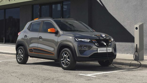 Dacia Spring Electric [2020]