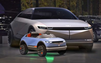 Hyundaijev najmanji električni automobil do sada [Galerija i Video]