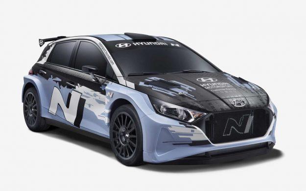 Hyundai i20 N Rally2 [2021]