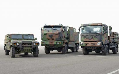 Kia Motors ubrzava razvoj borbenih vozila