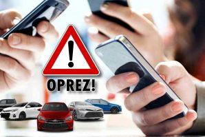 Upozorenje o lažnoj nagradnoj igri putem SMS-ova u BiH, koja je navodno u organizaciji Toyote