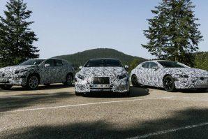 Mercedes najavljuje 6 novih EQ električnih modela [Galerija i Video]