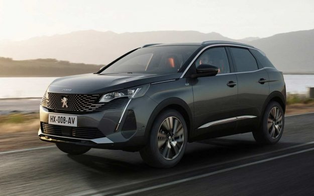 Peugeot 3008 [2020]