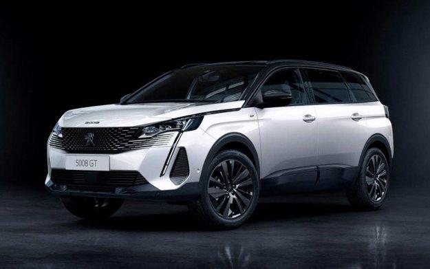 Peugeot 5008 [2020]