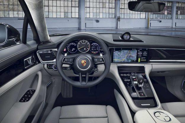 Porsche Panamera Turbo S E-Hybrid Executive [2020]
