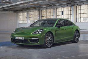 Porsche Panamera 4S [2020]
