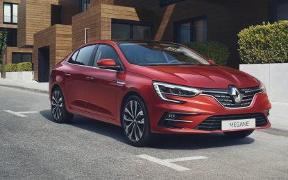 Renault Megane Sedan – samo za pojedina tržišta