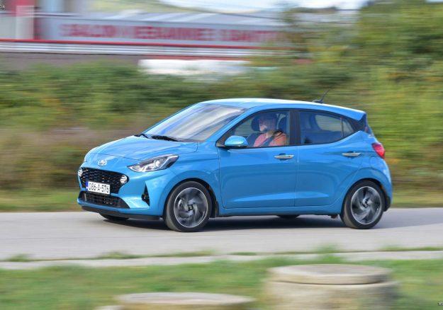 TEST – Hyundai i10 1.2 MPI 5M/T