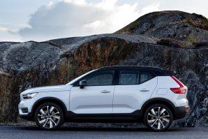 Volvo Cars – rast prodaje u septembru 4,8%
