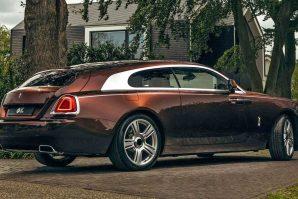 Silver Spectre Shooting Brake – konverzija luksuznog coupea Rolls-Royce Wraitha u superluksuzni karavan [Galerija]