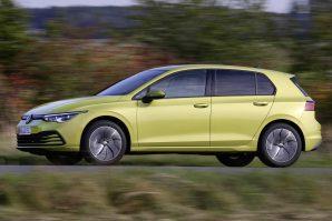 Novi Volkswagen Golf sada dostupan i s pogonom na prirodni plin