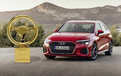 """Audi A3 Sportback osvojio prestižnu nagradu """"Zlatni volan 2020"""""""