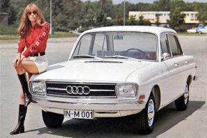 Audi F103 prije 53 godine na našim prostorima