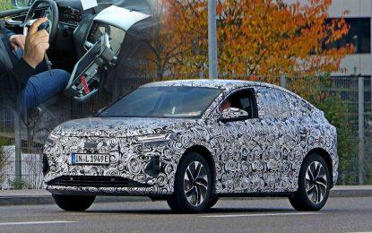 Audi Q4 e-tron – špijunski pogled u unutrašnjost