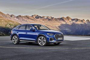 Audi Q5 i SQ5 TDI sada i kao Sportback [Galerija i Video]