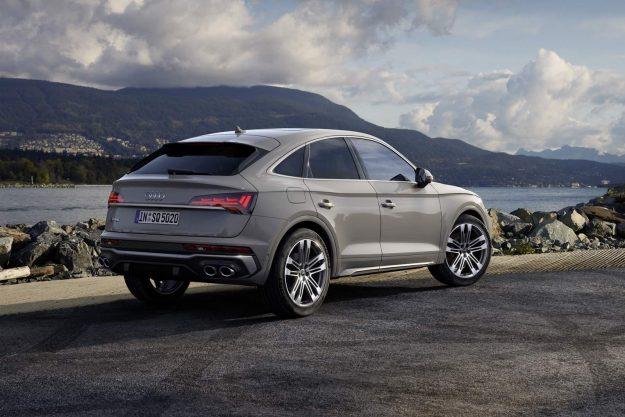 Audi Q5 Sportback TDI [2021]
