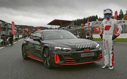 Stiže električni Audi RS e-tron GT na istoj J1 platformi kao i Porsche Taycan [Galerija i Video]