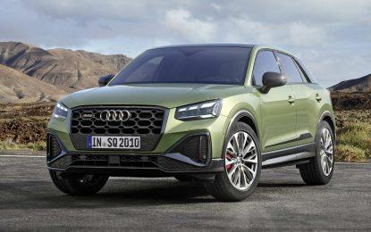Redizajniran i Audi SQ2 koji će stizati kupcima već početkom naredne godine [Galerija]