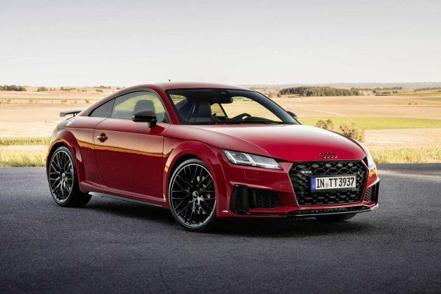 Audi TTS Coupe competition plus [2021]