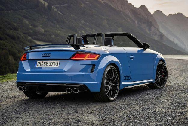 Audi TTS Roadster competition plus [2021]