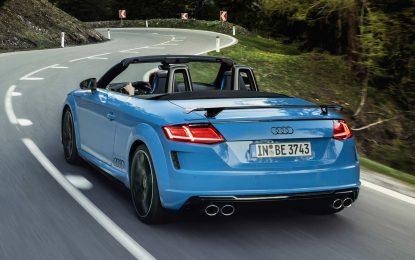 Za Audi TTS i Audi TT više snage i novi stilski detalji uz nove atraktivne pakete opreme [Galerija]