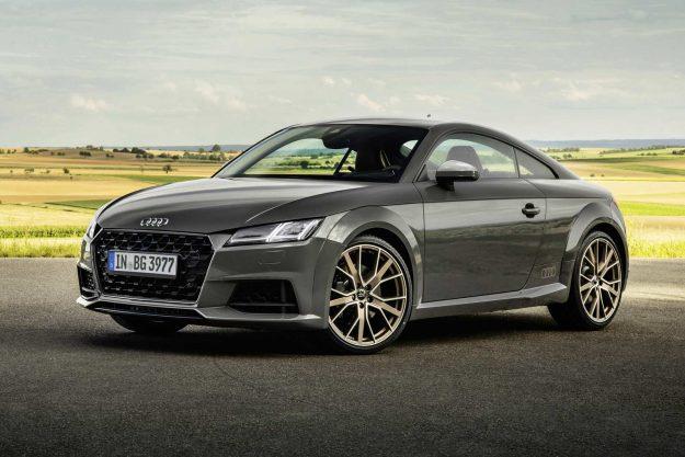 Audi TT Coupe bronze selection [2021]