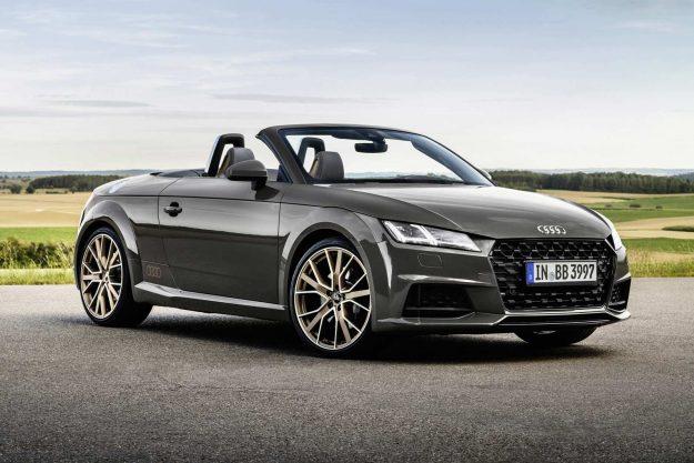 Audi TT Roadster bronze selection [2021]
