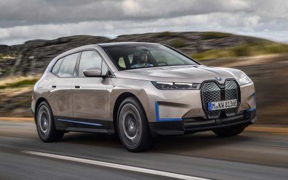 BMW iX – od koncepta do proizvodnog modela [Galerija i Video]