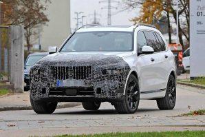 Osvježenje za BMW X7