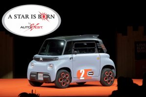 "Citroen Ami osvojio nagradu Autobest ""A Star is Born"""
