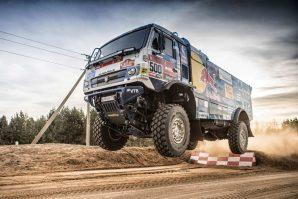 Dakar 2021 – predstavljen KAMAZ tim [Galerija i Video]