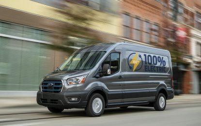 Električni Ford E-Transit – i za Evropu, i za Ameriku [Galerija i Video]