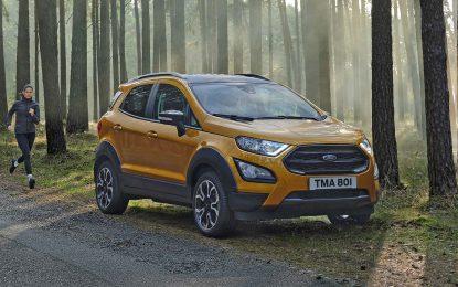 Ford proširio ponudu s modelom EcoSport Active namijenjenim rekreativcima [Galerija i Video]