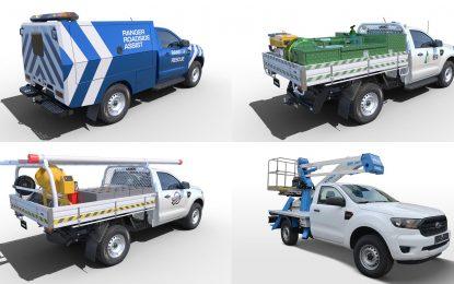 "Uskoro nova konfiguracija ""chassis cab"" za Ford Ranger"